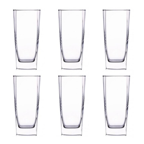 LUMINARC Gelas Sterling Tumbler 330ML 6Pcs 53460 / G2519